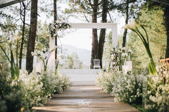 The Wedding Of Ferdi & Tania by Elior Design - 037