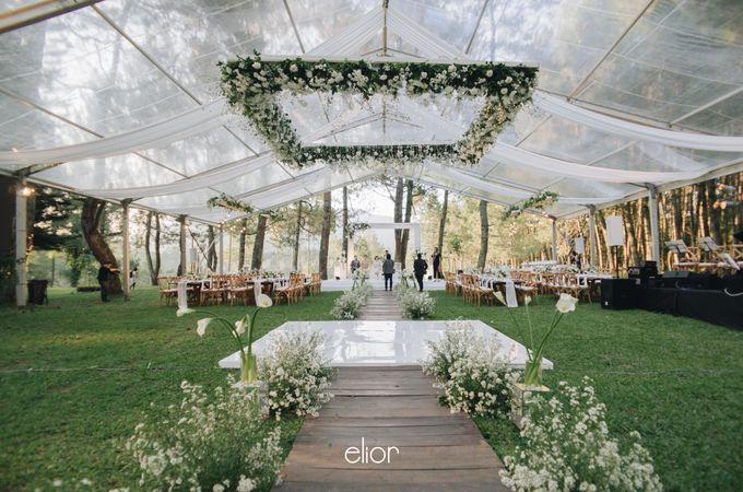 The Wedding Of Ferdi & Tania by Elior Design - 038