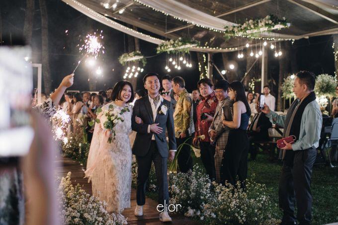 The Wedding Of Ferdi & Tania by Elior Design - 039