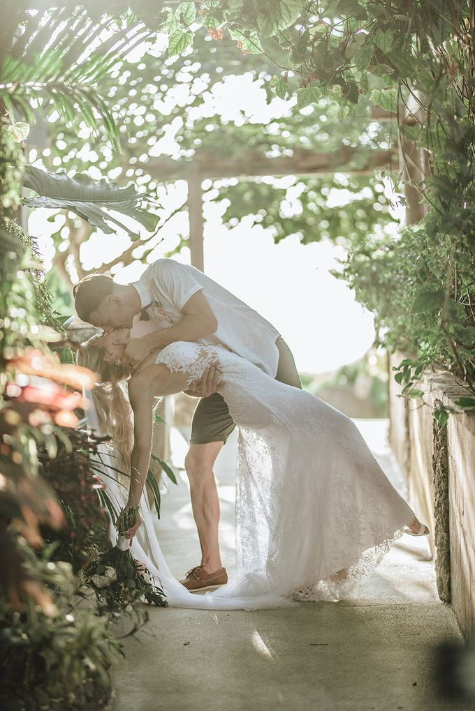 Trav & Mel Wedding by KAMAYA BALI - 003