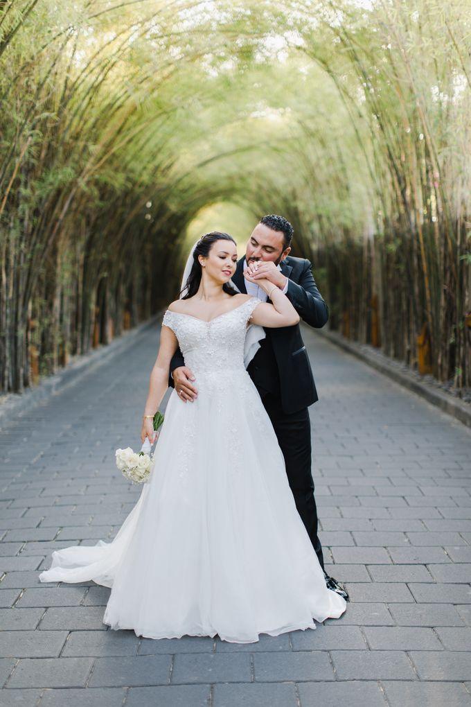 Wedding Hicham & Aki by Putri Bali Makeup - 004