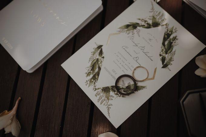 Mindy & Cameron Wedding at W Hotel Bali by AKSA Creative - 004