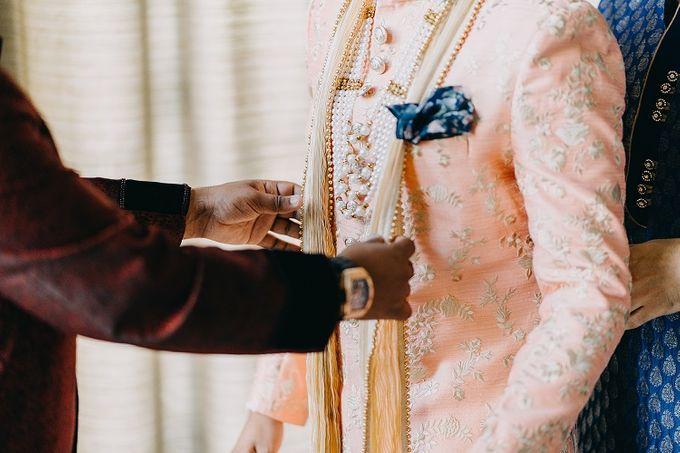Nagisa Bali Wedding for Neel & Davina by Nagisa Bali - 004