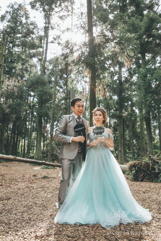 Natural by Cang Ai Wedding - 004