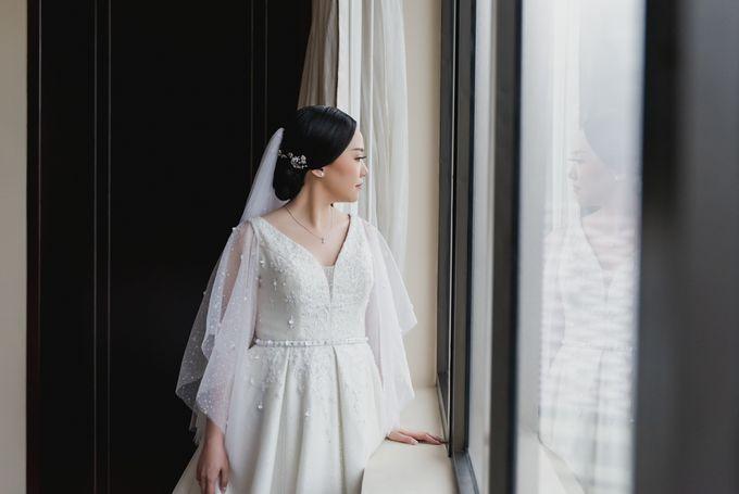Benny & Sara's Wedding by Mandarin Oriental, Jakarta - 003