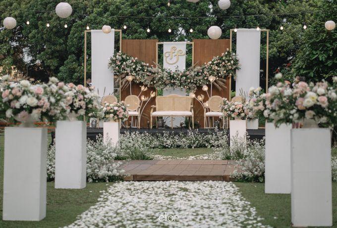 The Wedding of Ferdy & Febe by Elior Design - 015