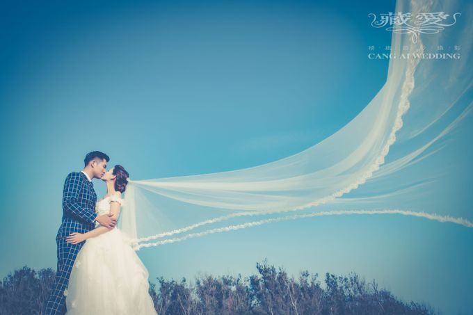 Uniquely Taiwan by Cang Ai Wedding - 004