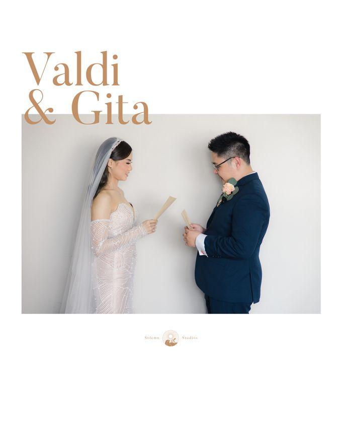 Wedding Day Gita Valdi by Solemn Studios - 006