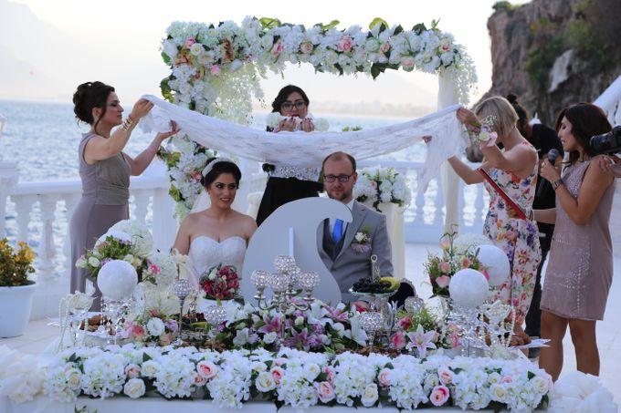 Persian wedding of Bahar & Andreas by Wedding City Antalya - 001