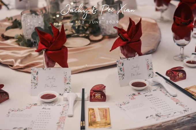 The Wedding of Jacky & Pei Xian by FW Event Pro - 004