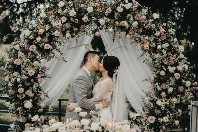 The Wedding of Stephan & Gabby by Elior Design - 029