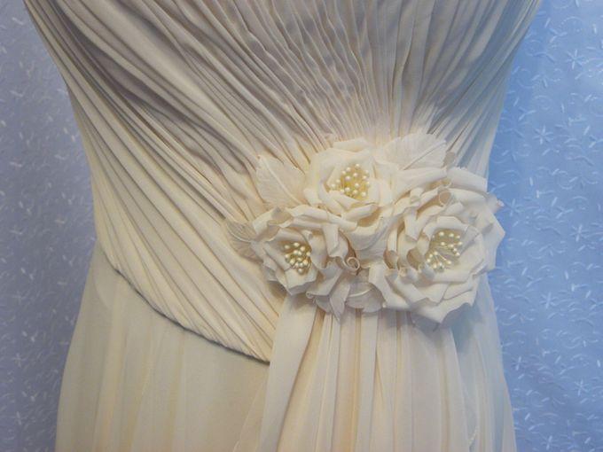 Bridal Dress by Pamela Falli - 004