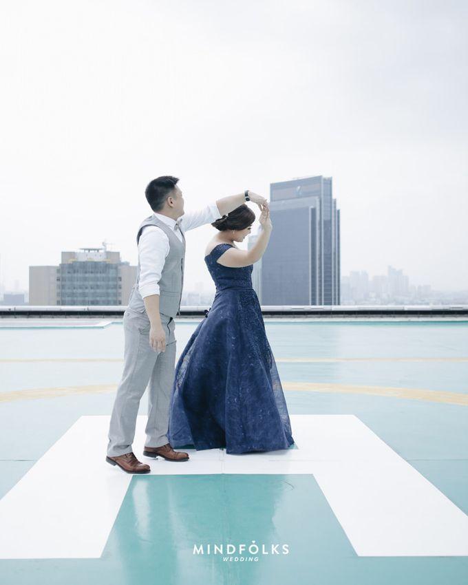 Johana dan Long by MERCANTILE PENTHOUSE WEDDING - 004