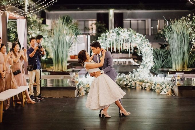 The Wedding of Kevin Wijaya & Luisa Andrea by Lithe Shoes - 001