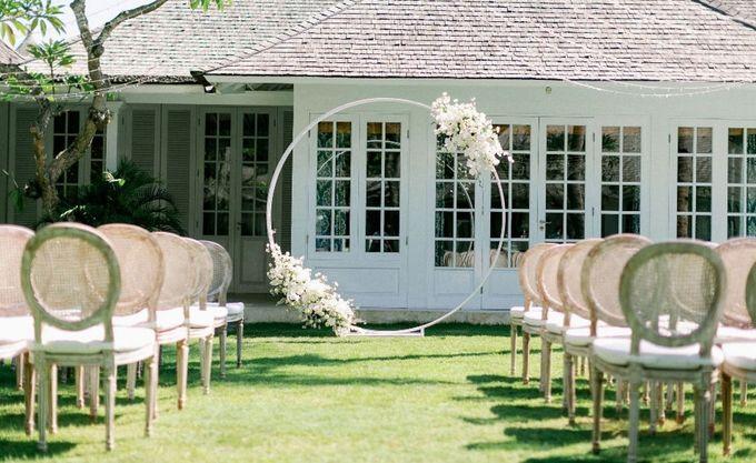 Brooke & Khalid Wedding by Bali Brides Wedding Planner - 004