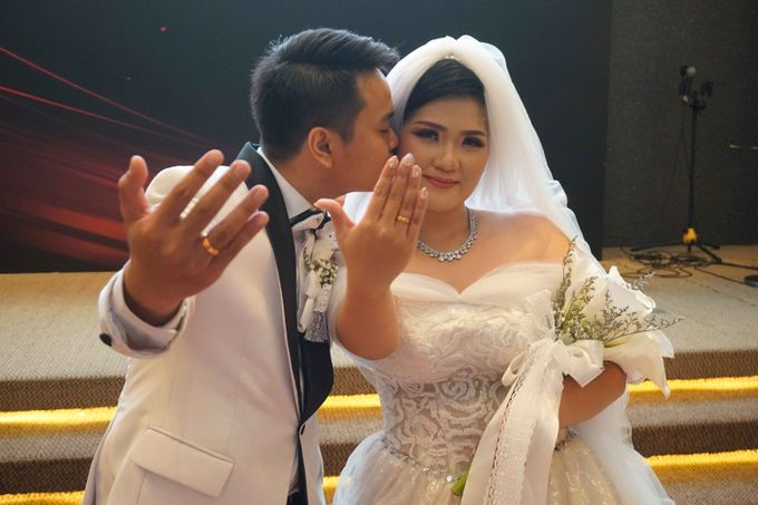 The Wedding of Gevin Salim & Yolanda Kartika Winarta by ID Organizer - 004