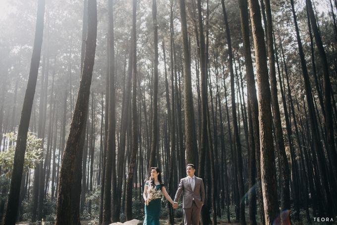 Endy & Selvi Jakarta Prewedding by Rent a Gown - 002
