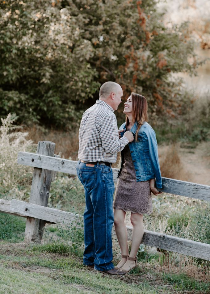 Jeff and Jacqueline Are Engaged by Morgan-Raquel Photography - 004