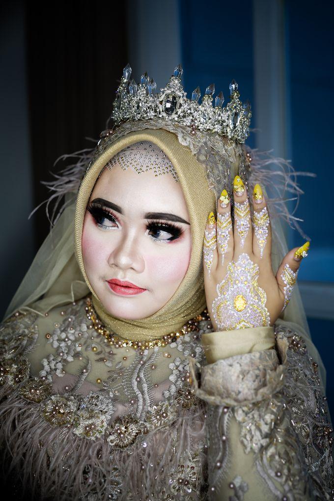 Wedding of Amrina & Farid by Rashdan Planner - 004