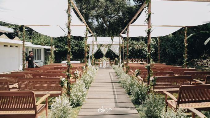 Wes Anderson Wedding Theme of of Nazura & Ichsan by Elior Design - 030