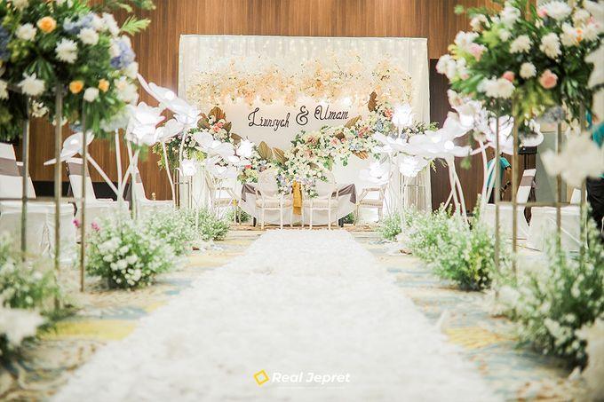 WEDDING OF LIUNSYAH & UMAM by Grand Soll Marina Hotel - 012