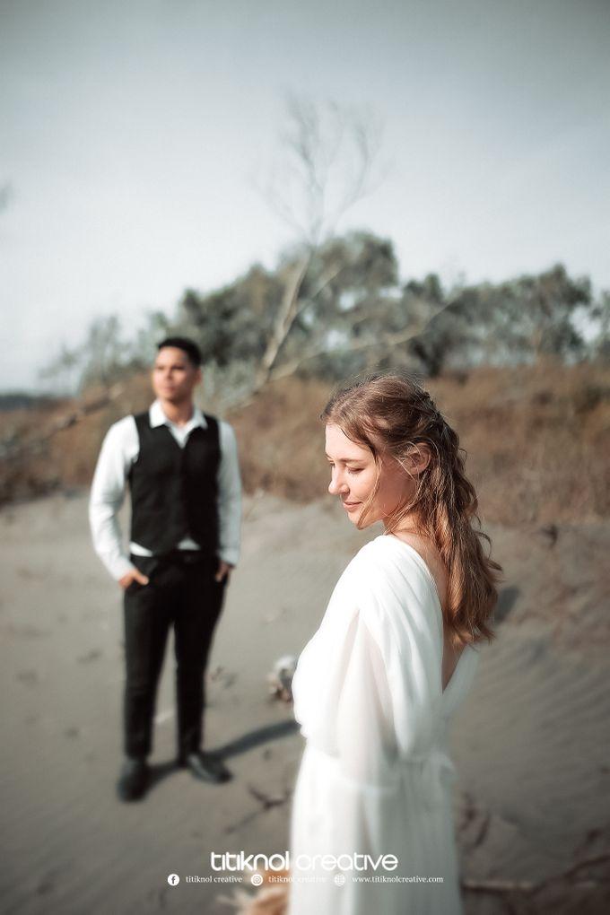Prewedding Anya + Ben by Titiknol Creative - 007
