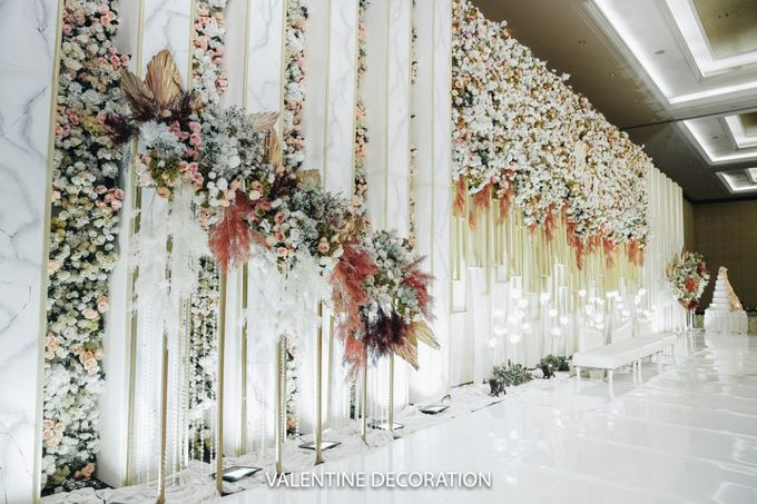 Ary & Dita  Wedding Decoration by MY MUSE BY YOFI - 004