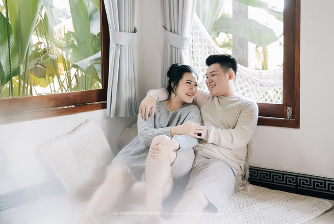 Pre-wedd Kevin Fiona by My Story Photography & Video - 004