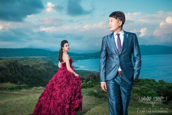 Uniquely Taiwan by Cang Ai Wedding - 009