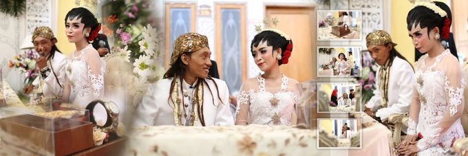 Wedding Day Linda + Rio by Coklat Photo Surabaya - 004