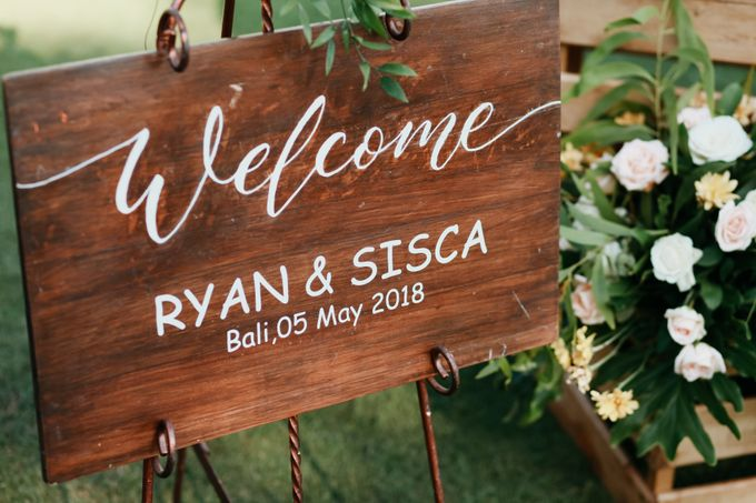 Wedding Of Ryan Allvi & Fransisca Fortunata by Nika di Bali - 004