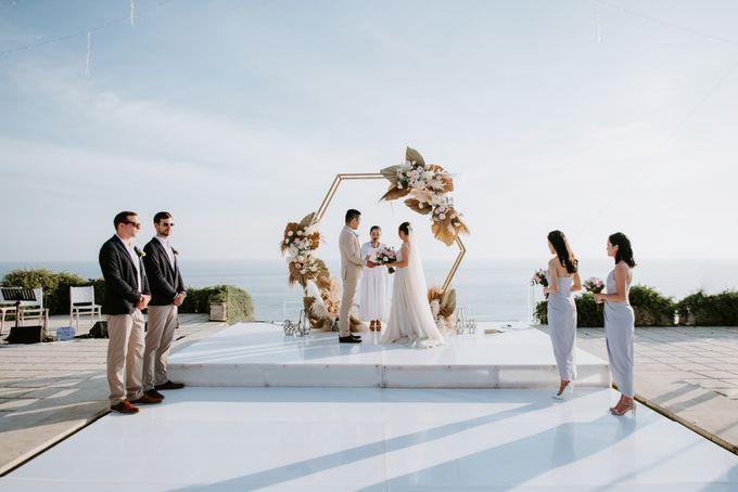 Rita & Ting Wedding by Delapan Bali Event & Wedding - 035