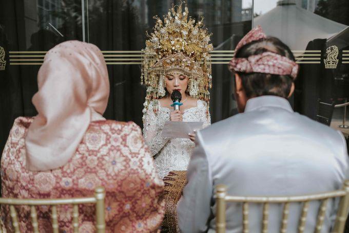 Elisa & Faris Wedding by Speculo Weddings - 002