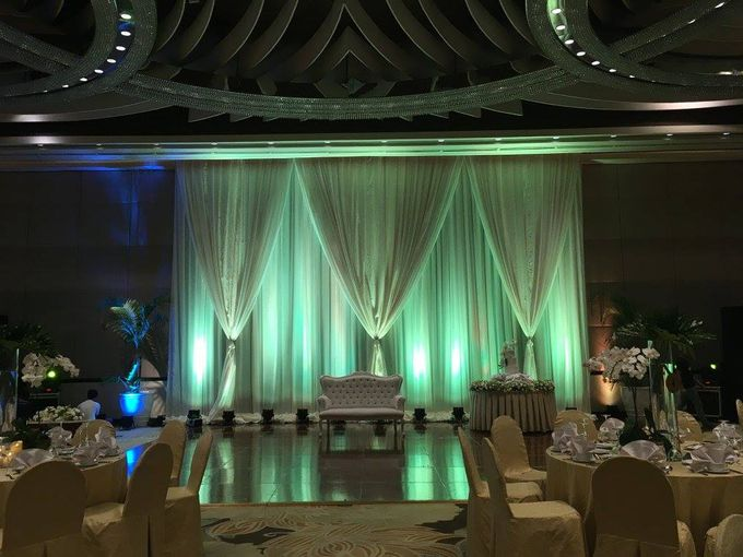 Elegant Wedding at Manila Hotel by Orange Lights and Sounds Inc. - 004