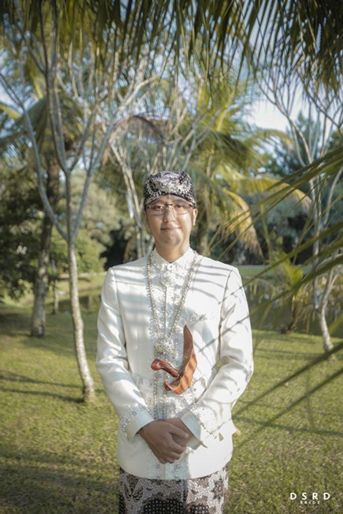 The Wedding Of Novi & Sandy by Pandjava Culinary Service - 004