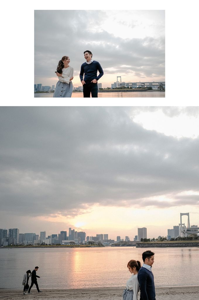Anthony & Esther Japan Tokyo Prewedding by PICTUREHOUSE PHOTOGRAPHY - 004
