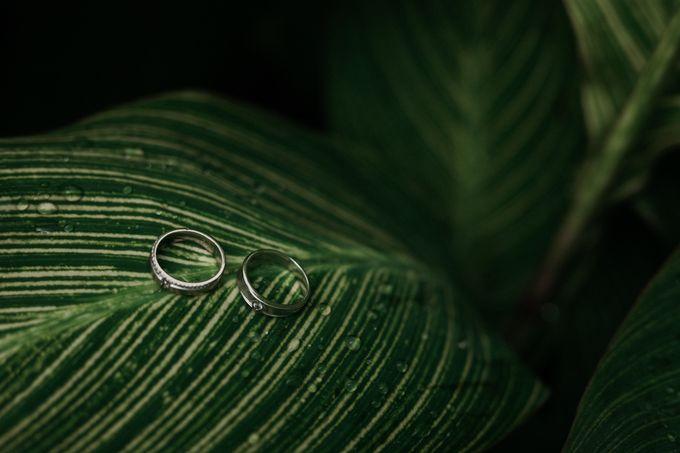 Bia & Dony Wedding by AKSA Creative - 004
