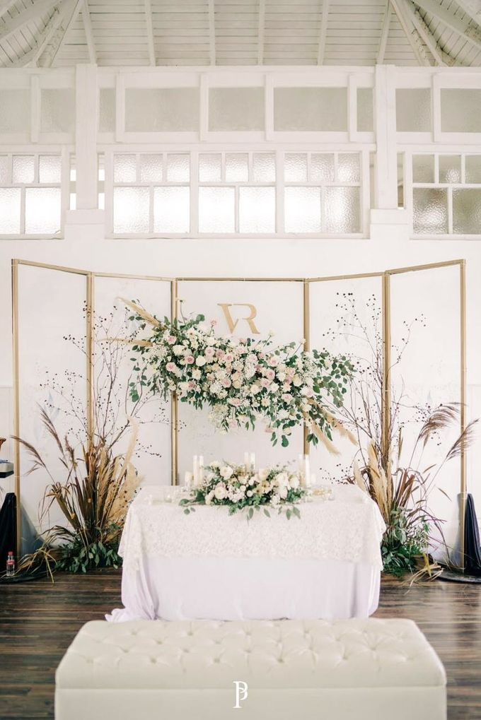 The Wedding of Victor and Risca by Elior Design - 006