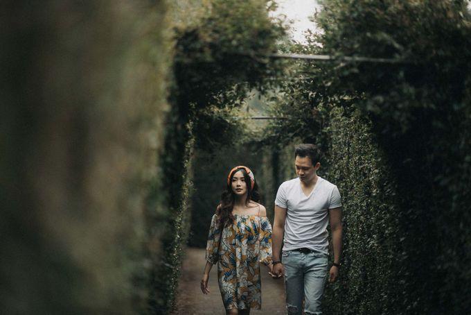 STEVEN & FLORENCIA PREWEDDING by DHIKA by MA Fotografia - 004