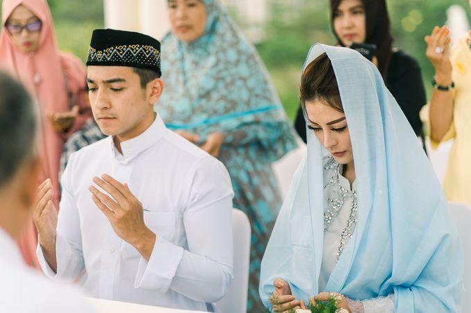 Wedding of Aliff Ali Khan & Aska Ongi by Gusde Photography - 001