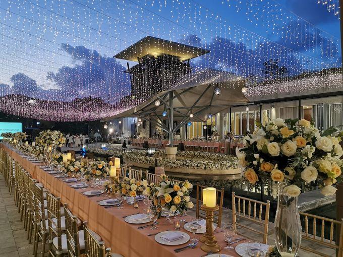 Wedding Decor at The Sakala Resort Bali by d'Oasis Florist & Decoration - 002