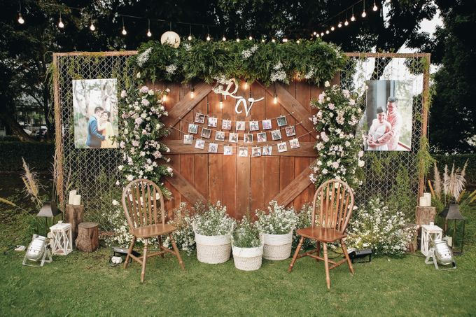 The Wedding of Reyhan and Vero by Elior Design - 016