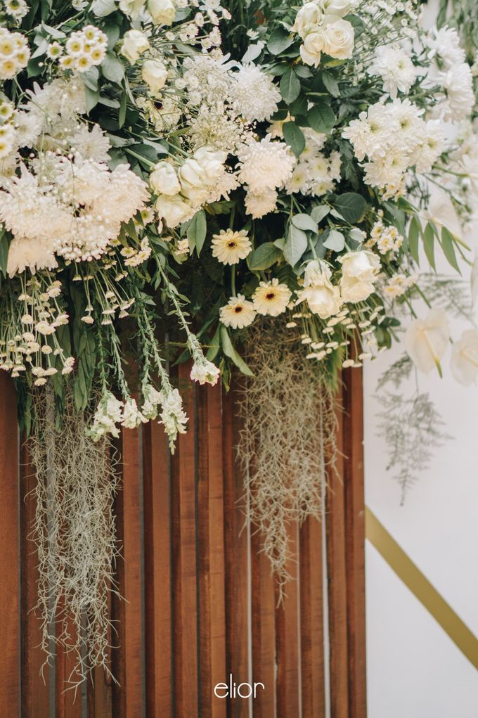 The Wedding of Tommy Kintami by Elior Design - 020