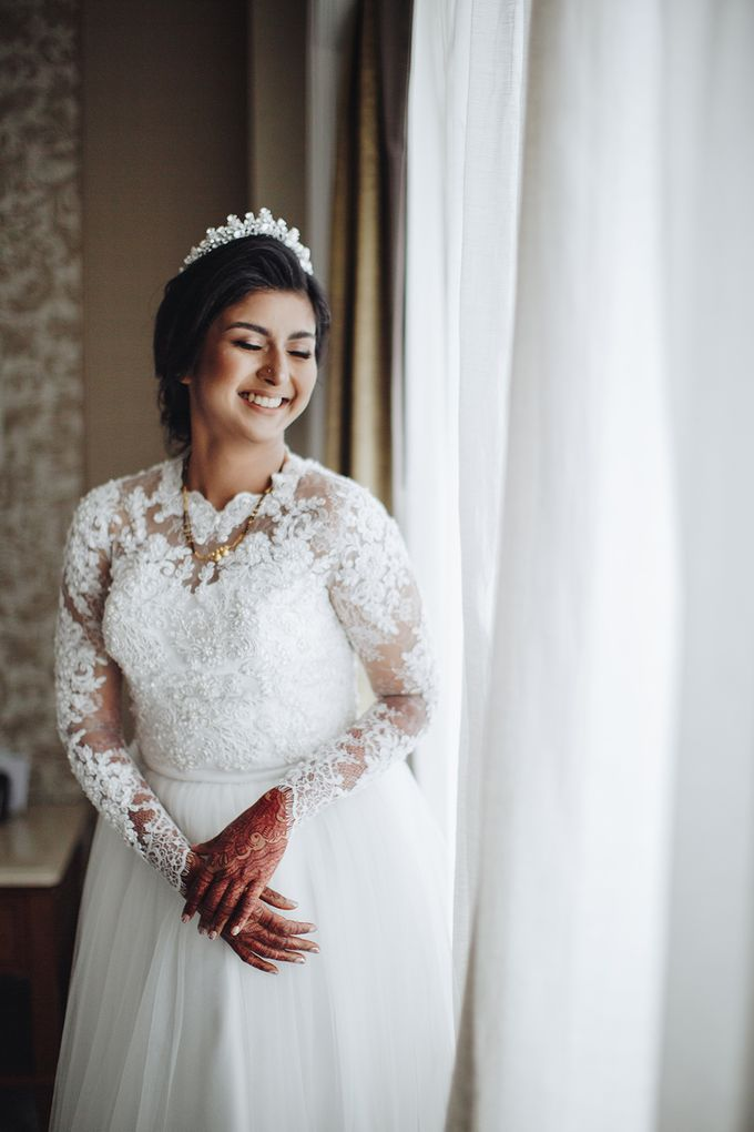 Sahil & Sita Wedding by Hilda by Bridestory - 007