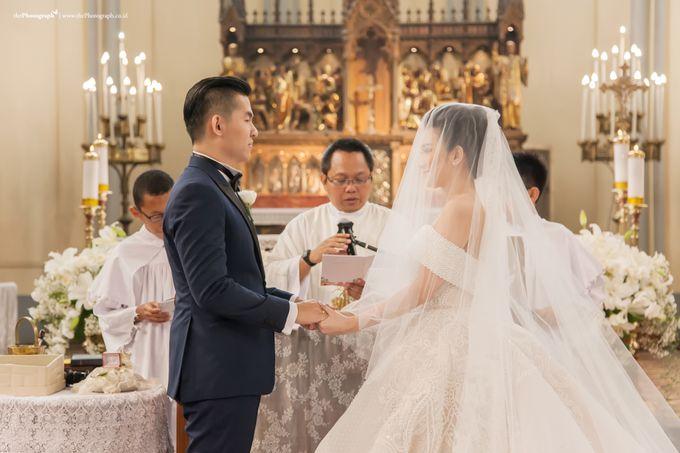The Wedding of Nico and Nerissa by Mandarin Oriental, Jakarta - 004