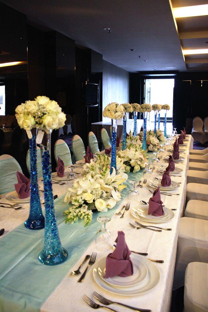 Wedding Decoration & Set Up at Holiday Inn Bandung Pasteur by Holiday Inn Bandung Pasteur - 003