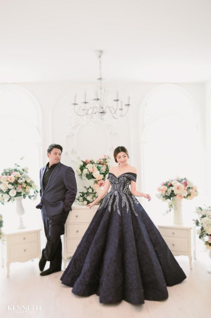 Prewedding of Daniel & Silvi by Khayim Beshafa One Stop Wedding - 004