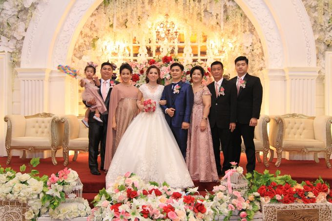 Wedding Party of Ardian and Moniah at Angke Restaurant by Angke Restaurant & Ballroom Jakarta - 013