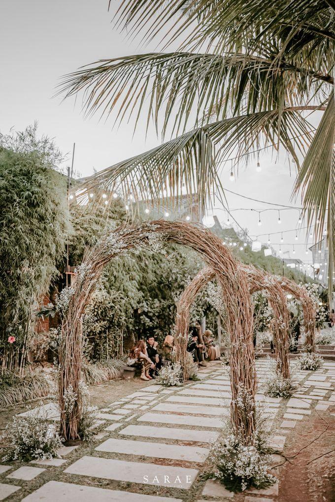 The Wedding of Fajar & Tiara by Sarae Foto - 004