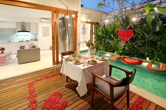Honeymoon Package at The Jimbaran Villa by Ayona Villa - 008